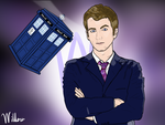 Doctor Ten by RitaHelmsdale