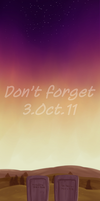 Don't Forget by hyamara