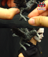 THE CROW ERIC DRAVEN 09 by wongjoe82