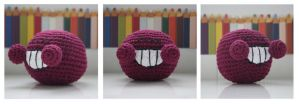 The Crocheted :giggle: by OliviasArtwork