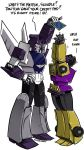Octane And Swindle - Commission Transform-and-LOL by EnvySkort