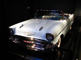 1957 Bel Air Convertible by Qphacs