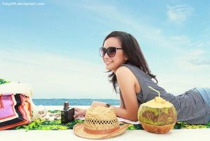 coconut by Imam-Santoso