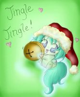 Jingle Jingle by SpectralPony