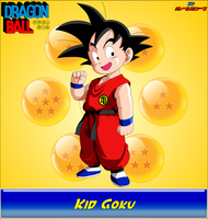 DB-Kid_Goku_V2 by el-maky-z
