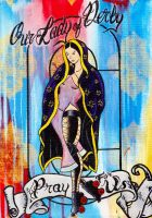 Our Lady of Derby by flammingstar182
