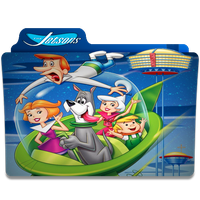 The Jetsons folder icon by mikromike