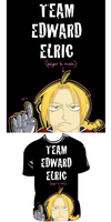 Team Edo shirt by Team-Edward-Elric