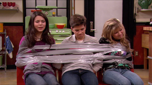 Miranda and Jennette Taped to Chair(s) 7 by Celebstiedandgagged6