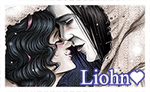 Liohn Fan Stamp by RedPassion