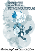 Frost the God of Ice by Angel-Balance