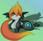 Hourglass Imp Midna -complete- by requiems-dirge