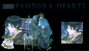 Pandora Hearts Pack Gilbert by Mouztrozhita