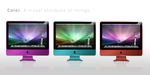 iMac Color by intelnode