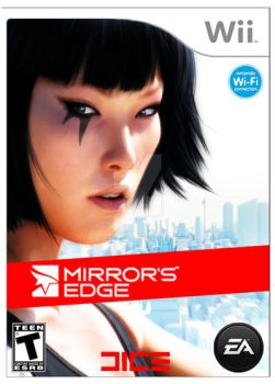 Mirrors Edge Wii Boxart by halo2fast