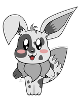 Goofy Chibi Smudge by MeMiMouse
