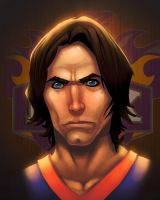 NBA Legend's Steve Nash by Zatransis