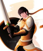 Theo - Aventures - FanArt by Cupile
