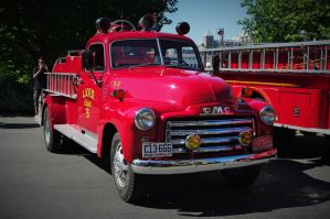 Fire Truck by JeanLucMartinMMXV