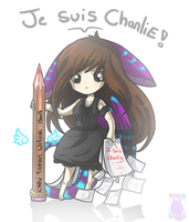 Je suis Charlie by Anais-thunder-pen