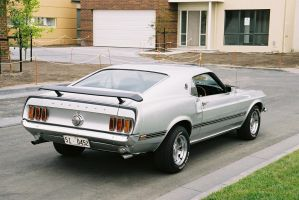 Ford Mustang by mags05