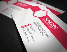 Clean Business Card by glenngoh