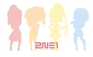 Project 2ne1 preview by Akage-no-Hime