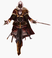 Assassin's Creed Character by JoshuaCadogan