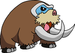 473 - Mamoswine by Tails19950