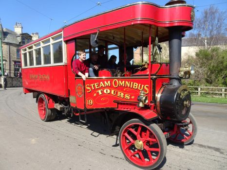 Steam Omnibus Tours by omick