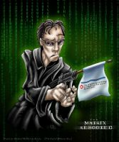 the matrix rebooted by leksbronks
