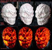 Demon Jason Nite Lite by Uratz-Studios