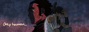 The Legend of Korra - Only human... by yourparodies
