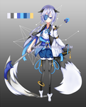 [ADOPTS] Frosty Blue - CLOSED by rainyue