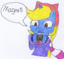 What does magnet taste like by ElementBrigade