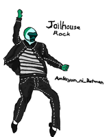Warpaint Contest entry: Jailhouse Rock by The-Red-Jack03