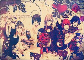 Uta No Prince Sama Wallpaper by Dany1908
