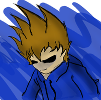 TomSka Eddsworld FanArt by thelegendarycatalyst