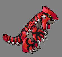 groudon for brawl.....oh wait by ssbkid