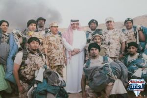 Saudi Paratroops Forces by saudi6666