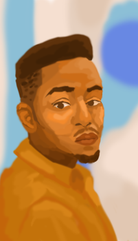 Kendrick by charlie-smith