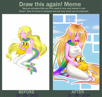 Draw Again Meme by Flasho-D