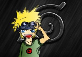 naruto quik sketch by abtheartist