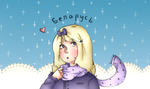 Collab : Belarus by pommeple