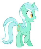 Surprised Lyra by IamthegreatLyra
