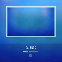 Balance - Wallpaper by limav