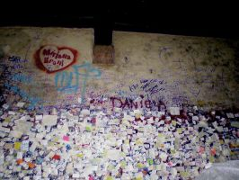 1,000,000 Love Letters by swineandroses
