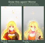 Improvement Meme by Kiichiii