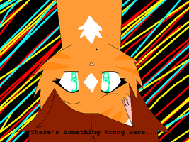 There's Something wrong here.. by XxJessie-KittehxX