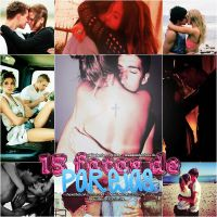 15 FOTOS DE PAREJAS. by SheWillBeFearless